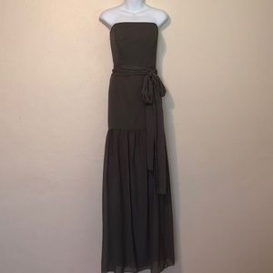 New with tags Vera Wang dress/gown